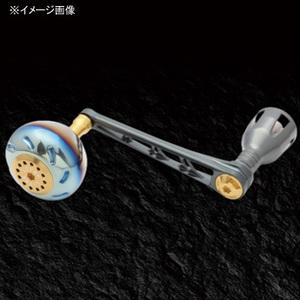 リブレ(LIVRE) POWER(パワー) シマノ8000番~14000番用 左巻き PW98-SL814-GMG スピニング用シングルハンドル