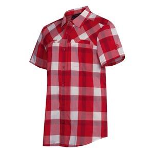 【送料無料】MAMMUT(マムート) Buckwell Shirt Men's S 3228(inferno×inferno) 1030-01871