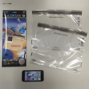 LOKSAK(ロックサック) 防水マルチケース (2枚入) ALOKD2-13X11 タブレットケース