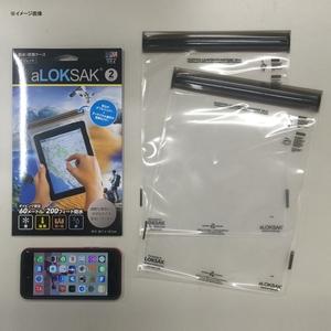 LOKSAK(ロックサック) 防水マルチケース タブレット向け(2枚入) ALOKD2-8X11
