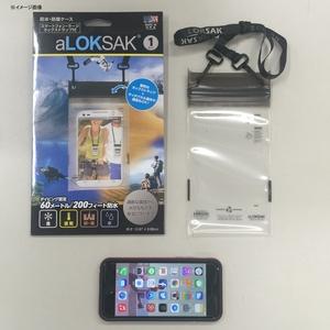 LOKSAK(ロックサック) 防水マルチケース ネックストラップ付 ALOKNK-3.9X7