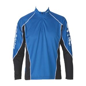 鬼掛(ONIGAKE) 鬼掛 クールジップシャツA YT504G フィッシングシャツ