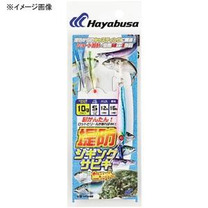 ハヤブサ(Hayabusa) 堤防ジギングサビキセット 2本鈎 HA280
