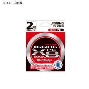 ラインシステム JIGGING(ジギング) PE X8 300m 1.5号 L4215B