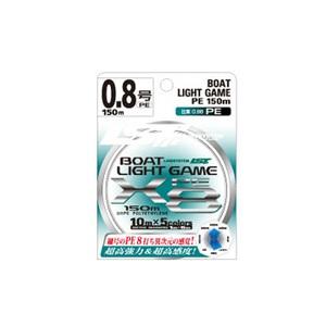 ラインシステム BOAT LIGHT GAME(ボートライトゲーム) X8 150m 0.8号 L4208D