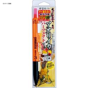 がまかつ(Gamakatsu) お墨付きアオリイカパーフェクト仕掛 IK104 2L(4)号