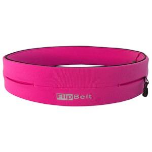 FLIPBELT(フリップベルト) スポーツウエストポーチ ランニングポーチ S HOT PINK