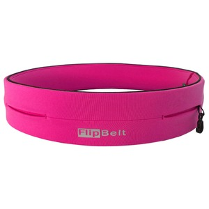 FLIPBELT(フリップベルト) スポーツウエストポーチ ランニングポーチ XS HOT PINK