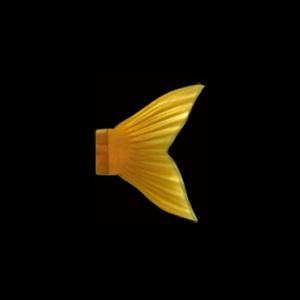 ガンクラフト(GAN CRAFT) ジョインテッドクロー 178 スペアテール #03 ライトオレンジ