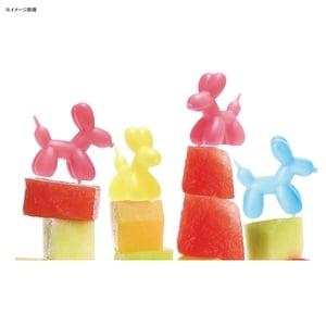 bitten(ビッテン) Balloon Dog Party Picks(9pcs set) 561702700