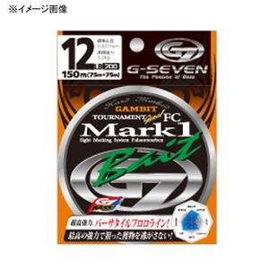 ジーセブン(G-SEVEN) トーナメントジーン MARK1ベイト 150m 20LB 90cm(透明)x10cm(ピンク) G-3120-C
