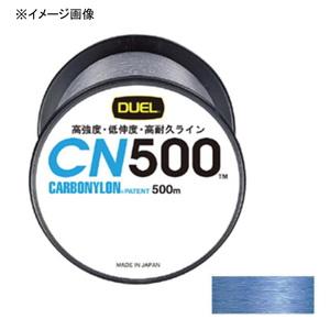 デュエル(DUEL) カーボナイロン 500m 10号/37lb B(ブルー) H3458B