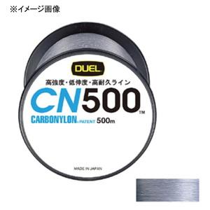 デュエル(DUEL) カーボナイロン 500m 10号/37lb GR(グレー) H3458GR