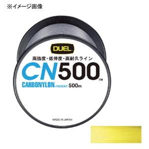 デュエル(DUEL) カーボナイロン 500m 4号/17lb Y(イエロー) H3458Y