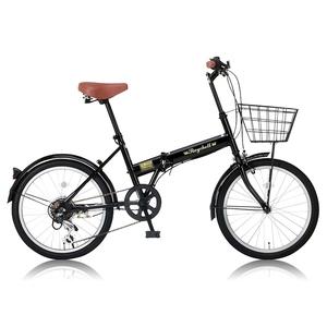Raychell(レイチェル) FB-206R 24212 20インチ変速付き折りたたみ自転車