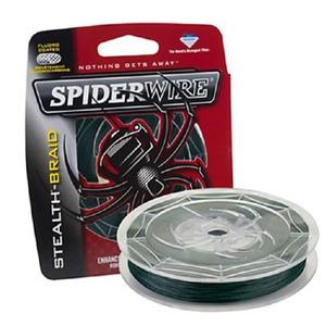 SPIDER WIRE ステルスブレイド 125ヤード 1339730