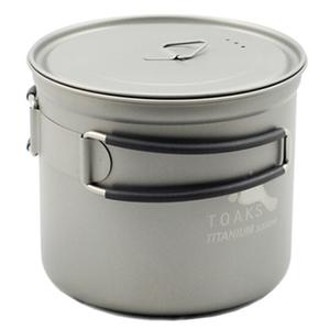 トークス(Toaks) ポット POT-1000 チタン製お皿