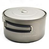 トークス(Toaks) ポット POT-1350 チタン製お皿