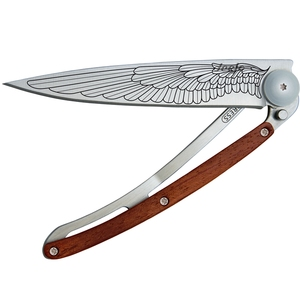 tatoos 37g 刃渡り9.5cm ローズウッド─ウィング