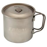 EPI(イーピーアイ) シングルチタンマグ カバーセット T-8114 チタン製マグカップ
