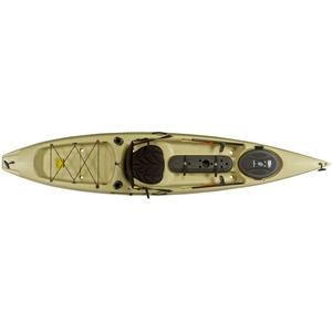 マリブ オーシャンカヤック テツラ12 アングラー【代引不可】 MC-128 フィッシング&ダウンリバー艇