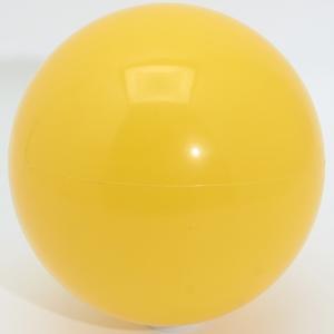 池田工業社 カラフルフレンドボール8号(黄) 300030 U-5986 スポーツトイ