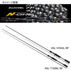 メジャークラフトエヌワン NSL−T782ML/BF