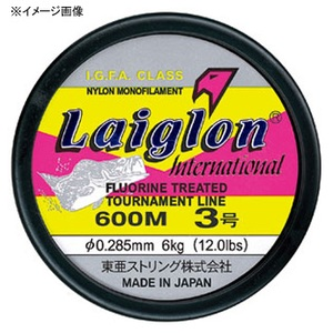 RAIGLON(レグロン) レグロンインターナショナル 600m ボビン巻き600m