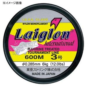 RAIGLON(レグロン) レグロンインターナショナル 600m 8号/35lb レモンイエロー