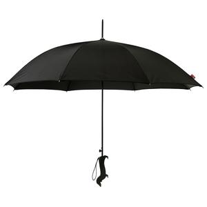 OFESS(オフェス) SILHOUETTE DOG SI-BLA-021 アンブレラ(傘)