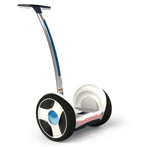 【送料無料】ninebot(ナインボット) ナインボットエリート メタルシルバーxパールホワイトxカリブブルー 21955