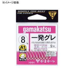 がまかつ(Gamakatsu) A1(エーワン) 一発グレ 66724