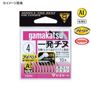 がまかつ(Gamakatsu) A1 一発チヌ 1号 オキアミチヌ 66292