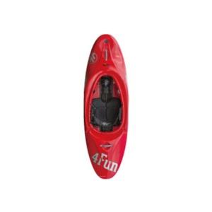 【送料無料】Jackson Kayak(ジャクソンカヤック) 2015 Fun リバー/ファン/フリースタイルカヤック 208cm Red JK-15131
