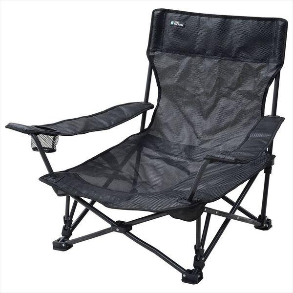 TENT FACTORY(テントファクトリー) スパイダーワイド&ローアクションチェア TF-SWL807 座椅子&コンパクトチェア