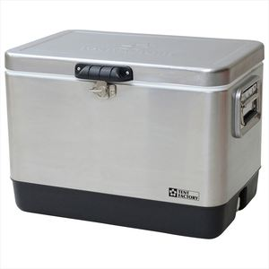 TENT FACTORY(テントファクトリー) メタルクーラー ステンレスボックス TF-MBS51 キャンプクーラー50?99リットル