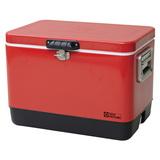 TENT FACTORY(テントファクトリー) メタルクーラー スチールボックス TF-MBM51 キャンプクーラー50~99リットル