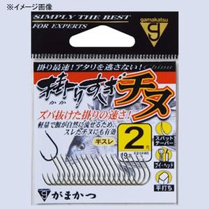 がまかつ(Gamakatsu) 掛りすぎチヌ 68131
