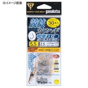 がまかつ(Gamakatsu) 糸付 競技カワハギ くわせ 30本 11742