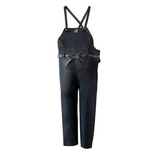 ロゴス(LOGOS) クレモナ水産胸当て付ズボン ゴム式 10061180 フィッシングパンツ