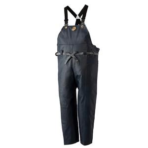 【送料無料】ロゴス(LOGOS) クレモナ水産胸当て付ズボン サスペンダー式 2号 鉄紺 10062182