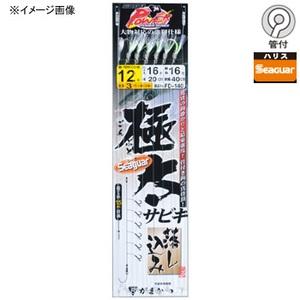 がまかつ(Gamakatsu) 仕掛 パワーシリーズ極太サビキ落し込み仕掛 45070 仕掛け