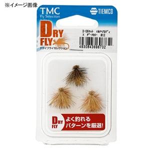 ティムコ(TIEMCO) 完成品フライセット ドライフライセレクション 138000000016 完成フライセット