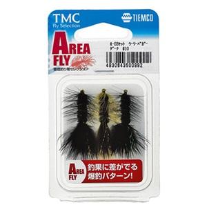 ティムコ(TIEMCO) 完成品フライセット 管理釣り場セレクション 138000000103 完成フライセット