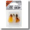 ティムコ(TIEMCO) 完成品フライセット 管理釣り場セレクション A−38セット#12 メルティシェニールマラブー ライトカラー