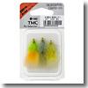 ティムコ(TIEMCO) 完成品フライセット 管理釣り場セレクション A−42セット#12 BHメルティーヤーンマラブー ライトカラー
