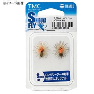 ティムコ(TIEMCO) 完成品フライセット シブヤフライセレクション 138000000401 完成フライセット
