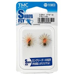 ティムコ(TIEMCO) 完成品フライセット シブヤフライセレクション 138000000402
