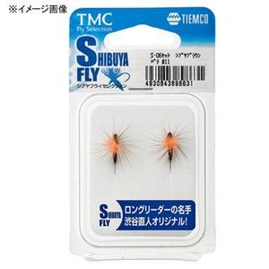 ティムコ(TIEMCO) 完成品フライセット シブヤフライセレクション S-07セット#13 シブヤブラウンパラ 138000000407