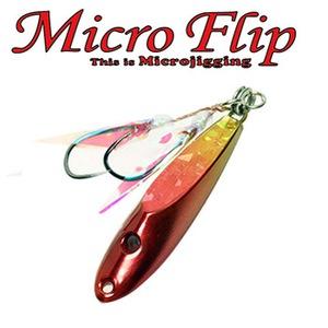 マイクロフリップ 35g レッド